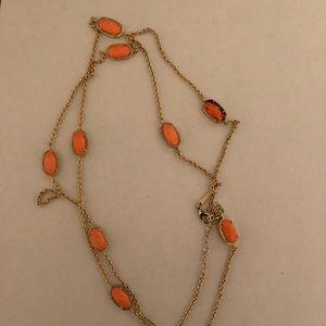 Jewelry - Kendra Scott single wrap necklace